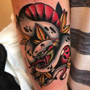 Andrea - Tattoo Artist