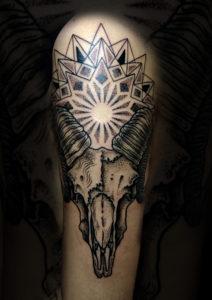 Kiavash - Tattoo Artist