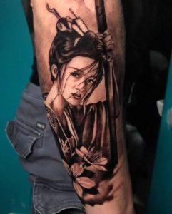 Tatuaggi Giapponesi Milano