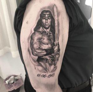 Tatuaggi uomo Milano