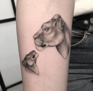 Tatuaggi famiglia Milano