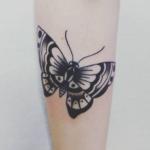 Tatuaggi farfalle Milano