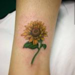 Tatuaggi fiori Milano