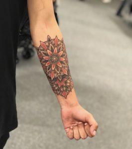 Tatuaggi braccio donne Milano