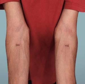 Tatuaggi piccoli uomo Milano