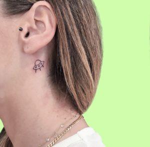 Tatuaggi piccoli femminili Milano