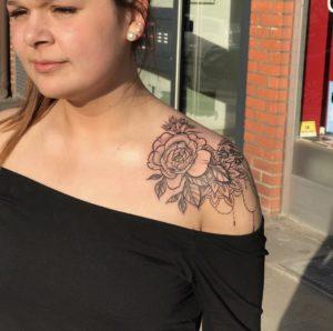 Tatuaggi spalla Milano