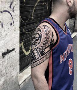 Tatuaggi polinesiani Milano