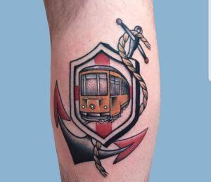 Tatuaggio ancora Milano
