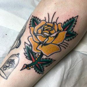 Roby Sciallo - Tattoo Artist