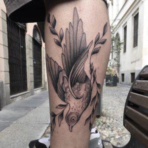 Melissa - Tattoo Artist