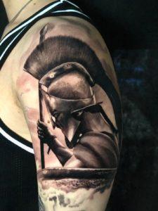Tattoo braccio Milano