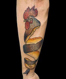 Dario - Tattoo Artist
